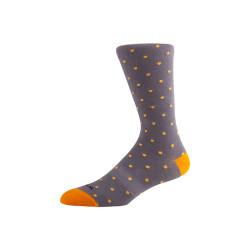 custom business socks , men dress color comfortable crew socks custom