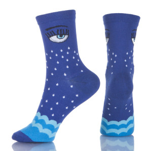 Novelty Teen Tube Cartoon Funny Short Socks Cotton