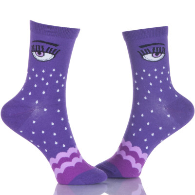 Korean Cartoon Tube Sock Fun Crew Socks