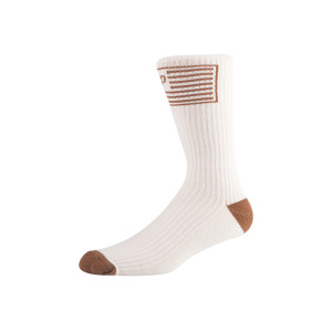 High Quality custom logo dress socks men