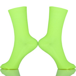 Cotton Short Low Cut Crew Women Socks In Tube Korean Green Blue Orange Pink