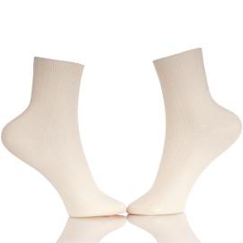Multi Colors Knit Cotton Socks Funny Dress Socks For Female