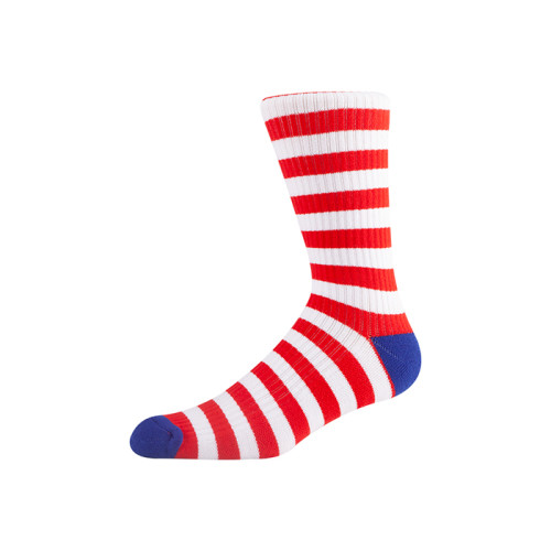 Quality Custom Mens Street Elite Socks