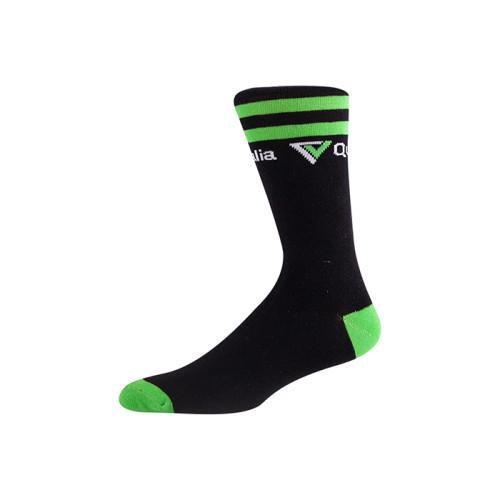Custom Printed and Personalized  Logo Men Socks No Minimum Order