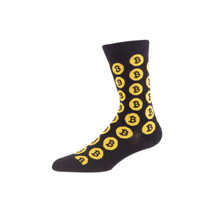 Wholesale Custom Printed and Personalized Logo Men Socks