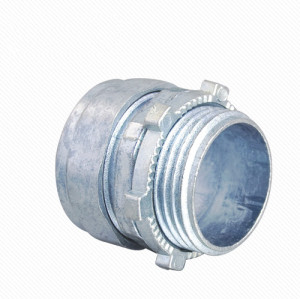 Electrical Conduit Zinc Compression Emt Fitting