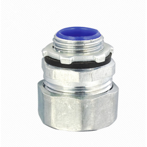 IMC male connector- Zinc
