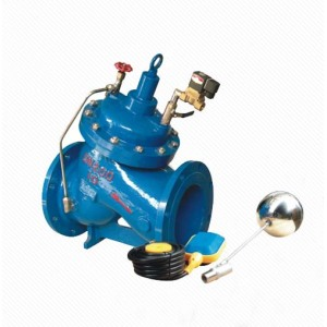 DY106X Electric Remote Control Float Ball Valve