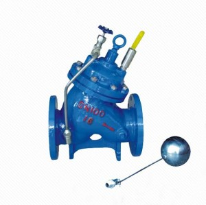 F745X Diaphragm type remote control float valve