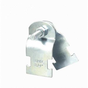 EMT Electrical Conduit Strut Clamp - Steel