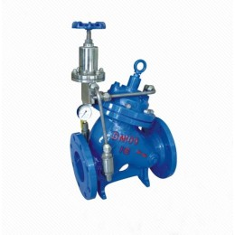 AX742X Fire fighting water supply system safety relief valve