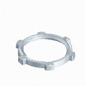 Zinc Alloy Hexagon Lock nut