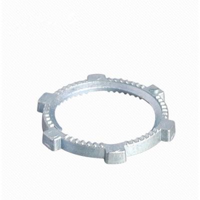 Zinc Alloy Hexagon Lock nut