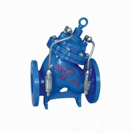 JD745X Multifunctional Pump Control Valve