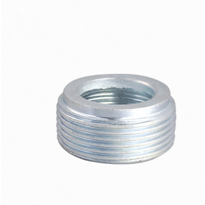 Zinc/Steel reducing bushing