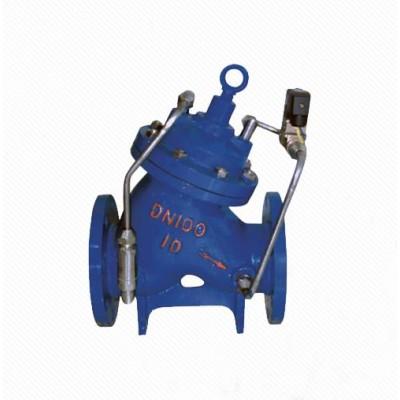 J145X Hydraulic automatic control valves