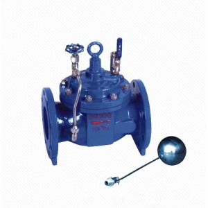 LZ100X Remote control multi-functional floating ball valve