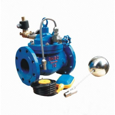 LZ106X Electric Remote Control Floating Ball Valve