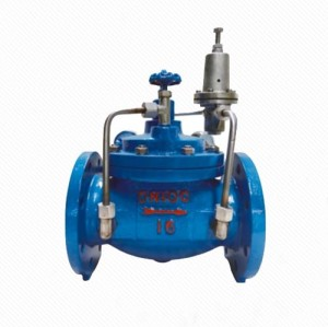 LZ200X Adjustable needle type pressure regulator valve