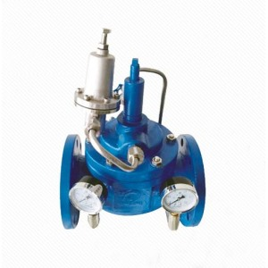 LZ400X Multi-function high-precision pilot operated flow control valves