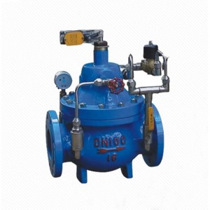 LZ700X Ductile Iron Water Pump Control Valve