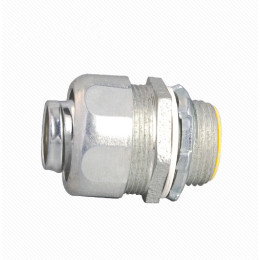 Electrical Conduit Fittings Liquid Tight Connector Malleable Iron Ground type