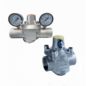 Y110X Adjustable Pressure Reducing Sustaining Valve