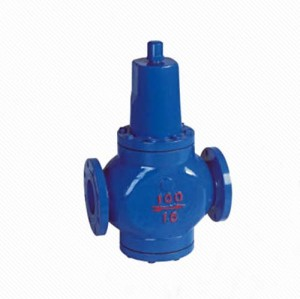 Y416X 5 inch Water Pressure Sustaining Reduction Valve