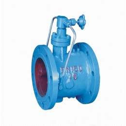 HH46X Micro Resistance Slow Closing Butterfly Check Valve