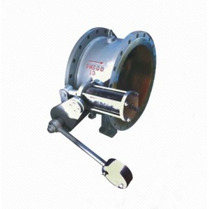BFDZ701X Hydraulic Automatic Control Butterfly Check Valve