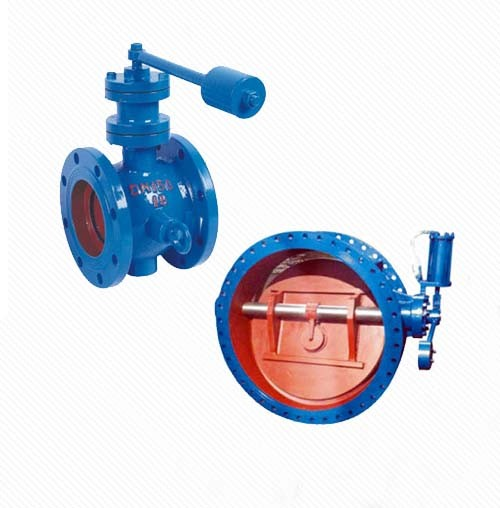 HH47X Slow Closing Butterfly Check Valve