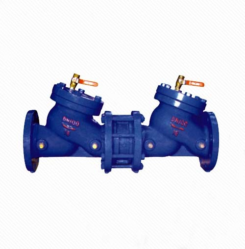 HS41X Anti-Pollution Isolating Check Valve