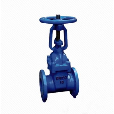 RRHX Ductile Iron Small Type BS5163 Resilient seated Gate Valve,PN10,PN16,DN50-DN300