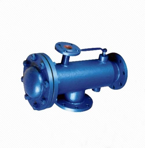 ZPG-L Angle Type Automatic Backwash Strainer