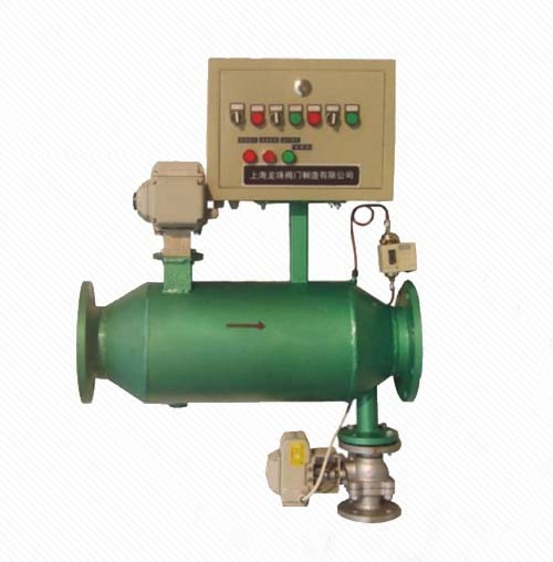 DZPG-I Electric Straight-through Type Backwash Sewage Strainer