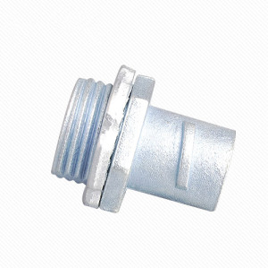Screw In Quick Connector- Zinc/Aluminum