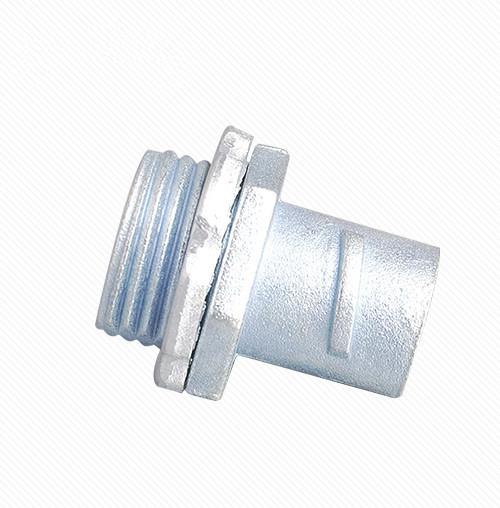 Screw In Quick Connector- Zinc/Aluminum