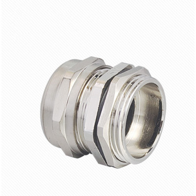 M Threaded Cable Gland B Type - Brass