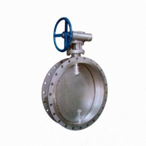 DT341W Air control medium pressure ventilation butterfly valve
