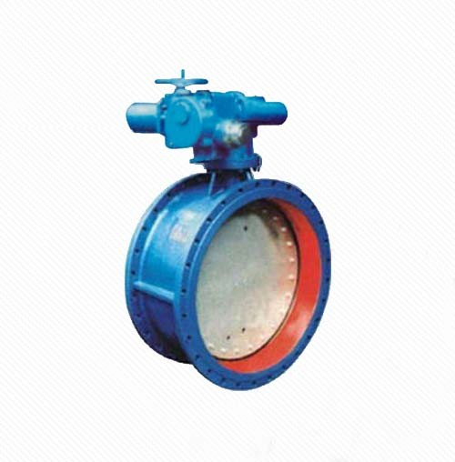 D941X/J worm gear operated flange center line butterfly valves