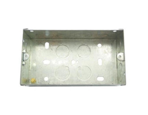 BS GI Electrical Switch And Socket Box