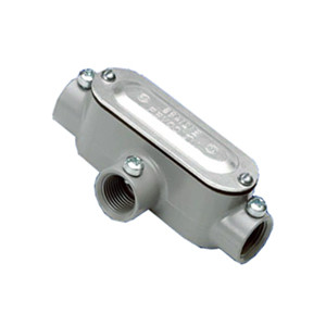 T type Aluminum Conduit Body