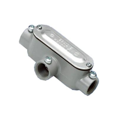 T type Aluminum Conduit Body