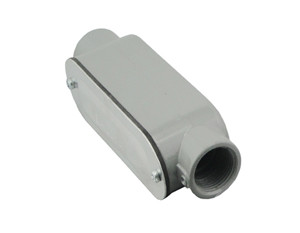 EMT Conduit Body With Cover and Gasket