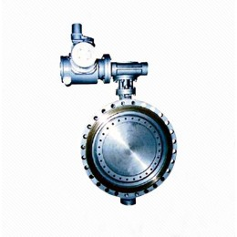 Dd943H Triple Eccentric Multi-layer Metal Seal Motorized Flanged Butterfly Valve