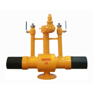 PE End Welded Ball Valve