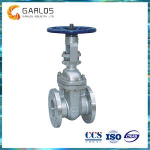 Z40H API DN80 marine gate valve