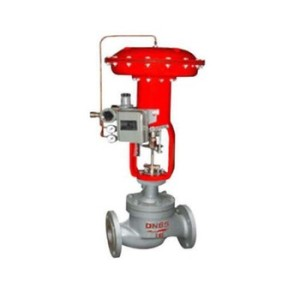 ZMAP Pneumatic diaphgram single seat control regulating valve