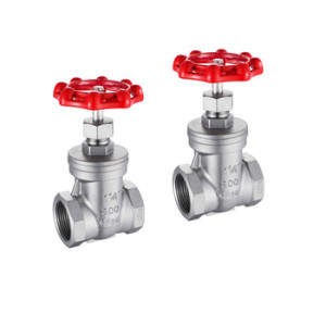 Z15W Stainless steel hiding stem gate valve