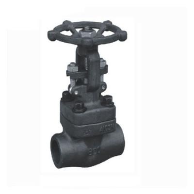 Handwheel 1 inch forged body steel gate valve